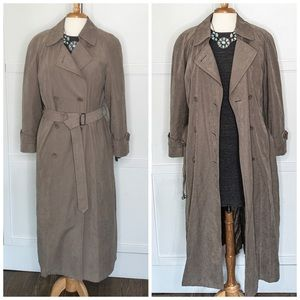 Jones New York | Taupe Trench Coat